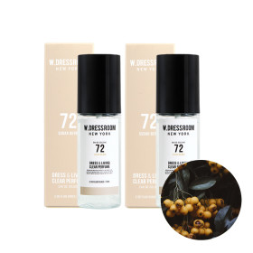 W.DRESSROOM 1+1 Dressperfume No.72 Sugar Berry 70ml
