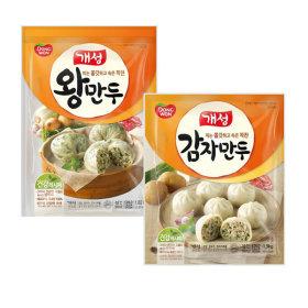 동원 개성왕만두 1.82kg+감자만두1.9kg (총2봉)