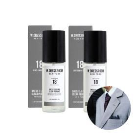 W.DRESSROOM 1+1 Dressperfume No.18 Gentleman Code 70ml