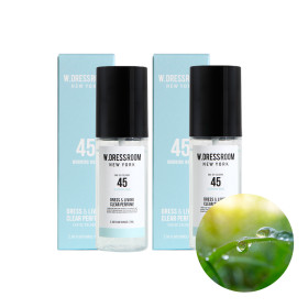 W.DRESSROOM 1+1 Dressperfume No.45 Morning Rain 70ml