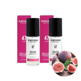 W.DRESSROOM 1+1 Dressperfume No.47 Fig Leaf 70ml