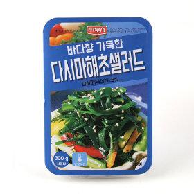 나무새_다시마해초샐러드_300G팩