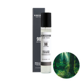 W.DRESSROOM Dress perfume No.98 Secret Musk 150ml