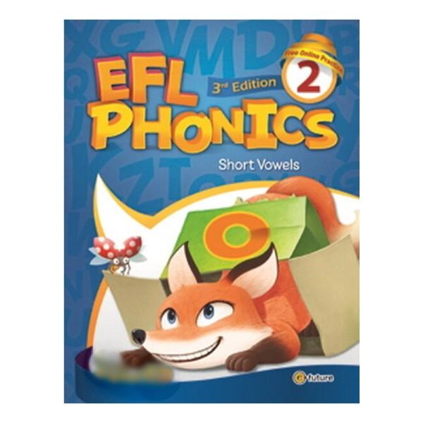 EFL PHONICS(2)SB(3RD EDITION)CD2포함 상품이미지