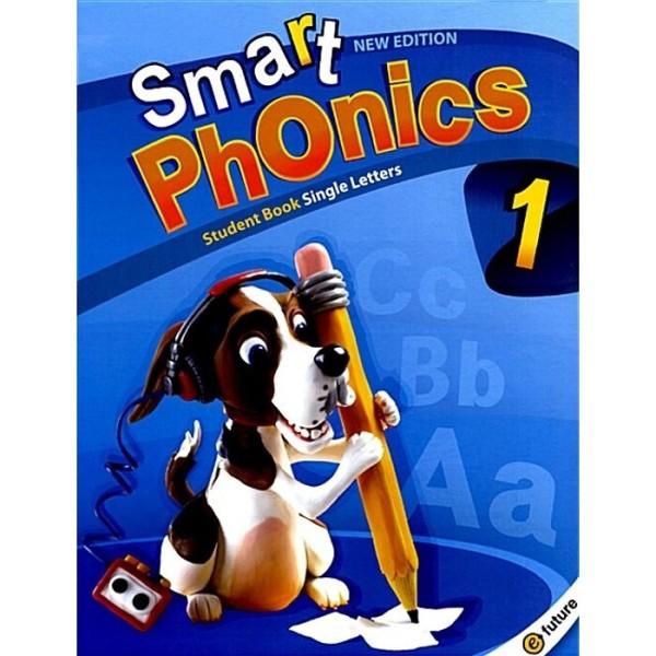 SMART PHONICS 1 SB  NEW EDITION(CD포함) 상품이미지