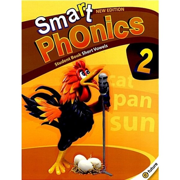 SMART PHONICS 2 SB  NEW EDITION(CD포함) 상품이미지