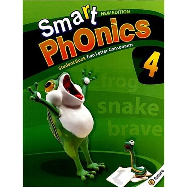 SMART PHONICS 4 SB  NEW EDITION(CD포함) 상품이미지