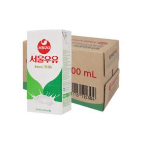 멸균우유 1000ml x 10입 (1박스)