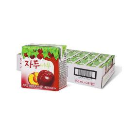 자두나무 150ml x 24입 (1박스)