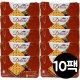 디럭스 초콜릿 샌드위치 184g(23gx8봉) x 10팩/다이제