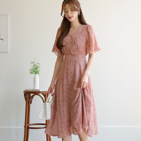 Winter new arrival~wedding guest dress/formal dress/big size/office look
