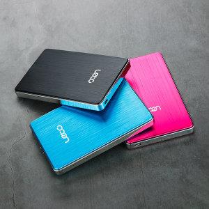 [레토]L2SU (500GB) 외장하드 추천 (블랙) 휴대용 초슬림