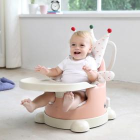 아기의자 전용  크라운2종 (베개+라이너)