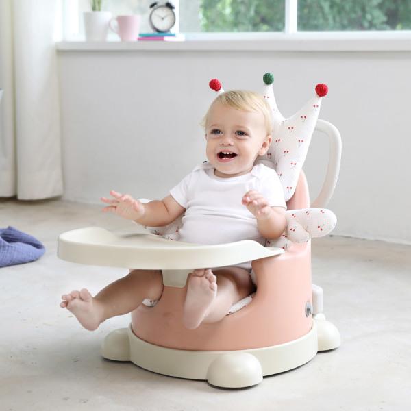 아기의자 전용 크라운2종 (베개+라이너) 상품이미지
