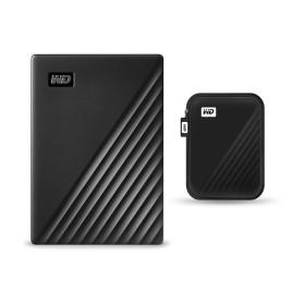 WD NEW MY PASSPORT 4TB 블랙 외장하드