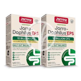 2개 Jarrow 50억 유산균 도피러스 EPS 120 베지캡슐 실온보관 프로바이오틱스