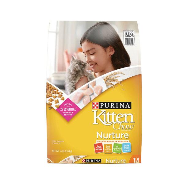 퓨리나 키튼차우 고양이사료 6.3kg 1개 상품이미지
