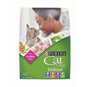 퓨리나 캣차우 인도어 고양이사료 6.8kg 1개