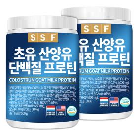 초유 콜라겐 단백질 프로틴 쉐이크2통(1000g) 락토페린