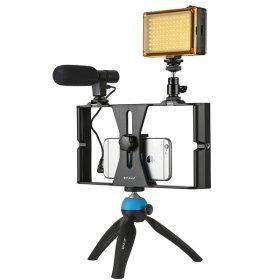 PULUZ 스마트폰 유튜브 방송촬영 장비 풀세트
