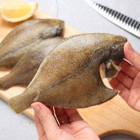 손질 가자미  20마리(미당100-150g)