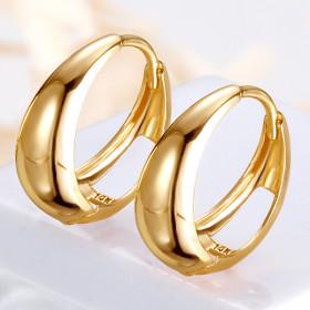 14K 포트링 귀걸이