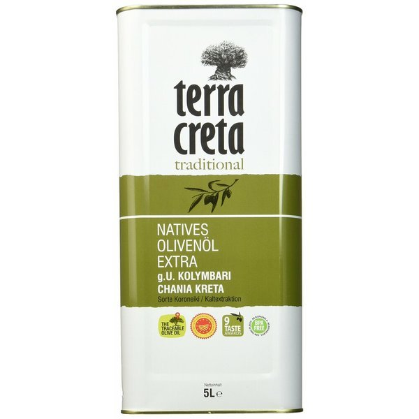 Terra Creta 익스트라 버진 올리브 오일 5L 상품이미지