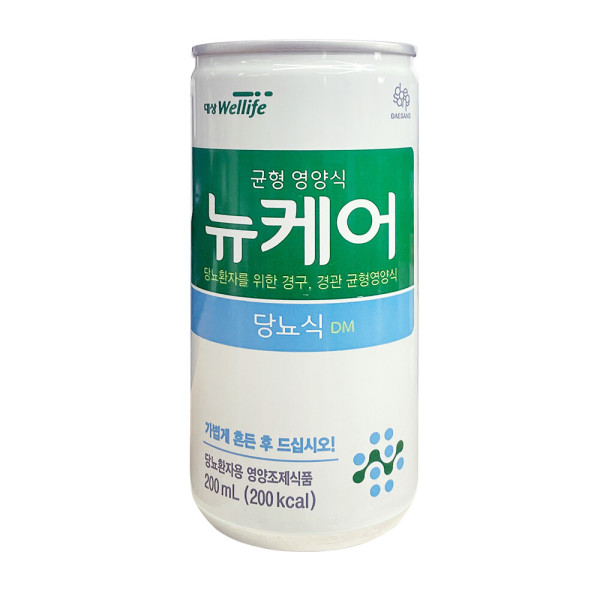 뉴케어 당뇨식DM 200mlx30캔 당뇨환자 균형영양식 상품이미지
