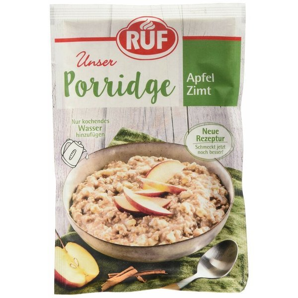 RUF porridge RUF 애플 시나몬 포리지 65g 24팩 상품이미지