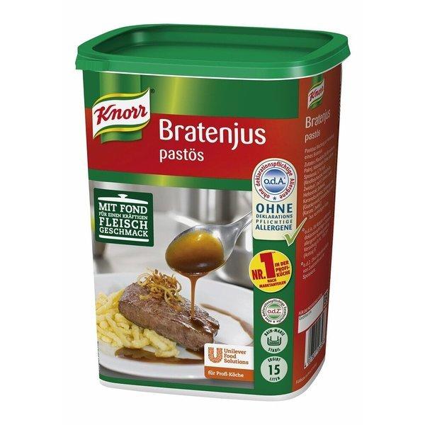 Knorr Bratenjus 크노르 브래티뉴즈 페이스트 1.4kg 상품이미지