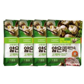 풀무원 얇은피꽉찬속 고기만두 440g 6봉