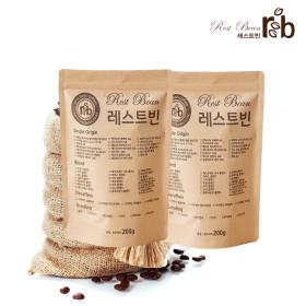바닐라 향커피 200g x 2봉 무료배송 사은품증정