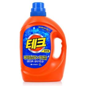 테크 베이킹소다+구연산(액체/일반) 3