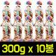 (무배)전통과자 종합전병 300g x 10봉/오란다/설추석