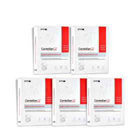 센텔리안24 마데카 인텐스 수딩 마스크 7매입 X5개