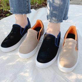 여성 슬립온 스니커즈 운동화 여성단화 신발  테이크