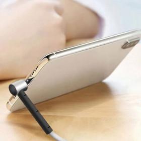 1+1 2개 (1.2m) C타입 스탠드 핸드폰 고속충전케이블