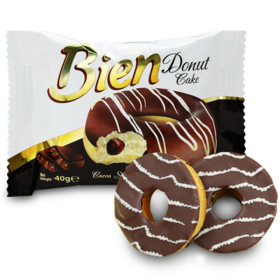 Bien Donut Cake Bread 40g Imported Donut Cake/Croissant