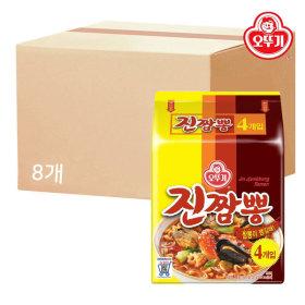 진짬뽕 멀티팩 1박스(32봉)