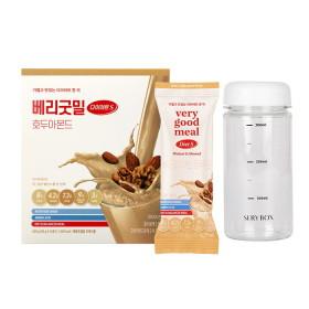 베리굿밀 다이어트S 호두아몬드맛 14포/다이어트쉐이크