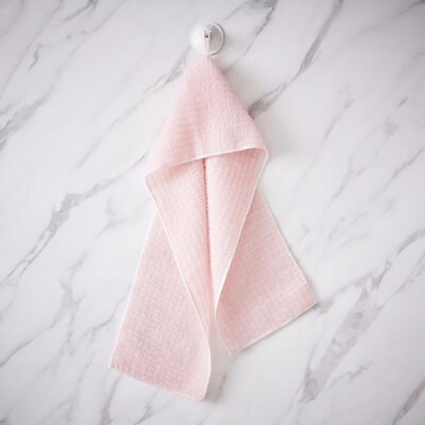 룸바이홈)상쾌한이중샤워타월(핑크) 상품이미지