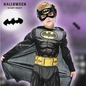 NEW 배트맨 코스튬 - 고급형 아동 유아 할로윈 의상