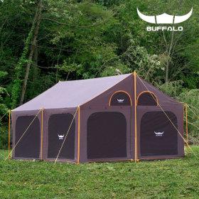클래식타프스크린하우스 캠핑 4면차양막 스크린하우스