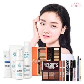 [ETUDE HOUSE] Makeup and skin care collection / cushion / shadow / cleansing /