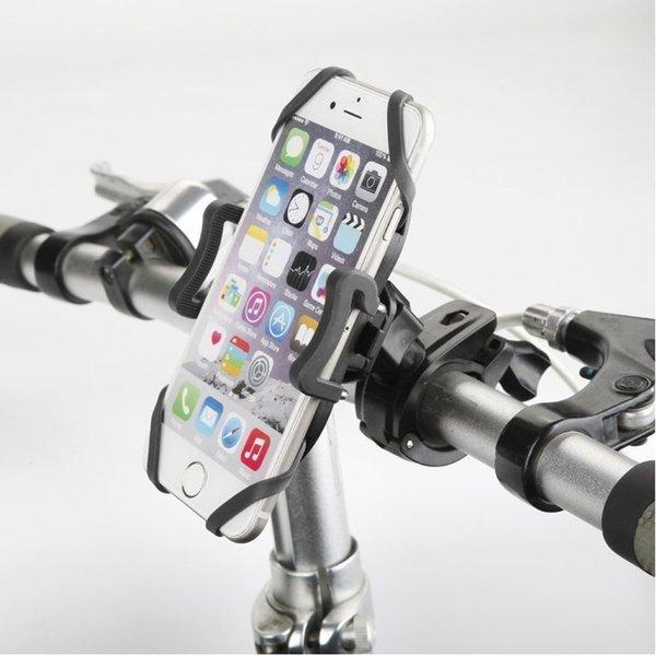 킥보드 싸이클 바이크 원터치 스마트폰 홀더 -레드 킥 상품이미지