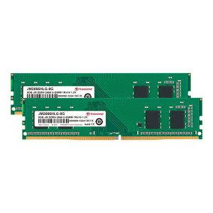 트랜센드 DDR4 DRAM 2666 16GB(8GBx2개)/PC4-21300