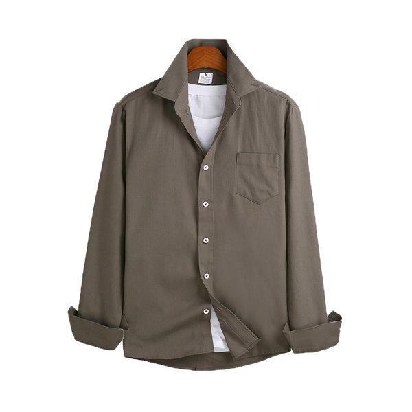 베이직 옥스포드 셔츠 / 긴팔셔츠 MSH-521 상품이미지