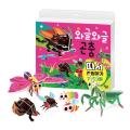 와글와글 곤충 따서 조립하기 우드락 입체퍼즐 만들기