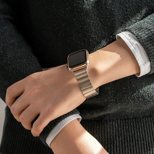 애플워치 링케 메탈원 티타늄 시계줄 스트랩 밴드 상품이미지