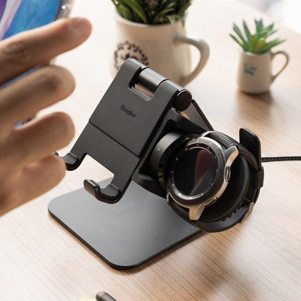 슈퍼 폴딩 스마트폰 갤럭시워치46mm 스탠드 거치대 상품이미지